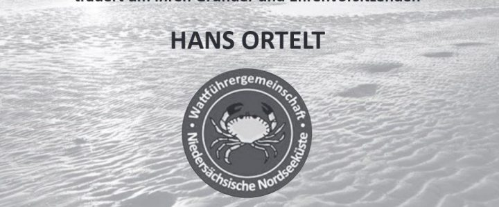 Nachruf Hans Ortelt